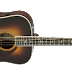 Đàn Guitar Fender PM-1 Deluxe Dreadnought, Vintage Sunburst