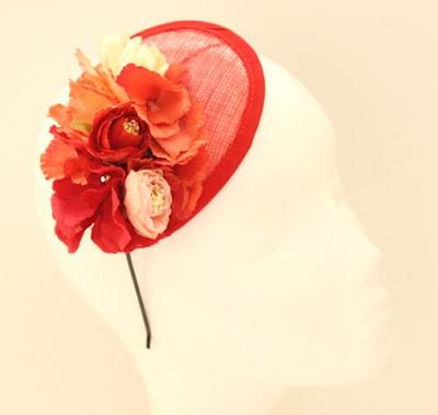 PV 2017 - Coleccion Rojo - 08 plato flores
