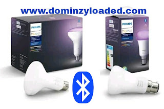 Electric bulb with Bluetooth
