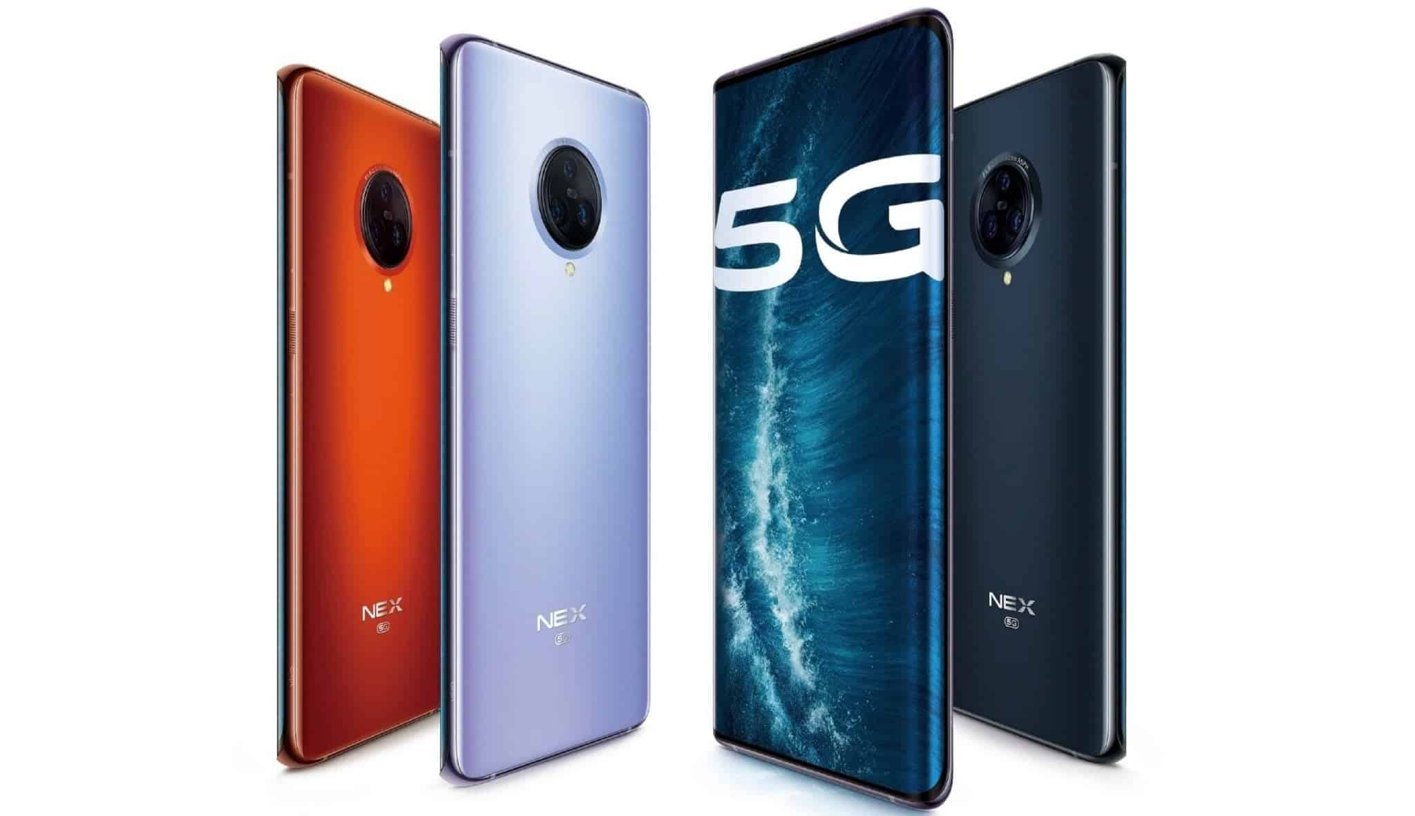 تسريبات : هاتف جديد قادم من VIVO يدعم 5G بمعالج سنابدركن 865