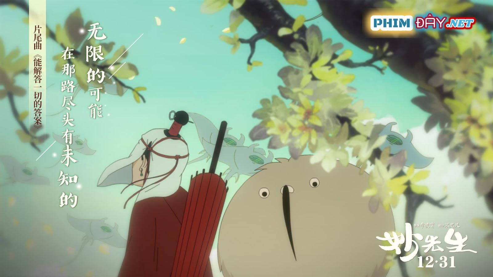 Diệu Tiên Sinh - Mr. Miao (2020)