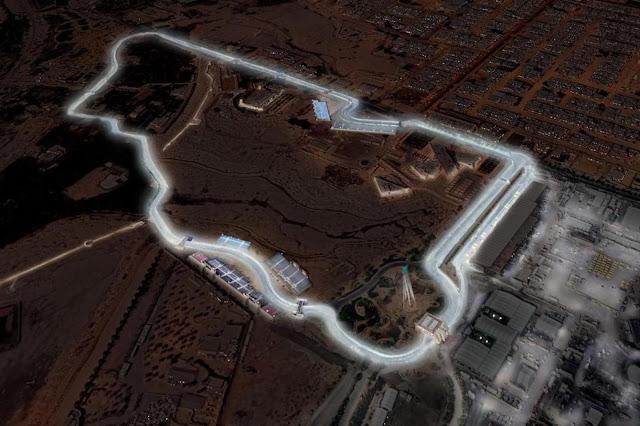 سباق إي بريكس بالدرعية يتألق بإضاءة إل إي دي الموفرة للطاقة
