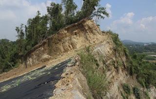 地調所公告新增台南地質敏感區1.97平方公里