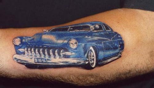 Car Tattoos Tattoo Designs Of Cars Tattoos Designs Ideas