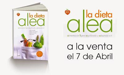 Libro La dieta ALEA