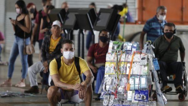 Brasil ocupa el cuarto lugar de más casos de Covid-19 en el mundo