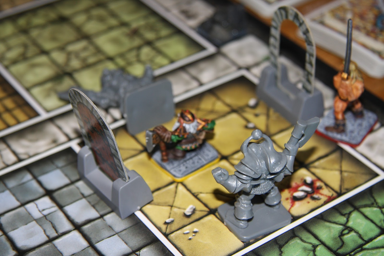 Ye Olde Inn's Community Blog on HeroQuest: Saturday Night