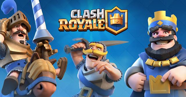 تحميل اخر إصدار من لعبة كلاش رويال clash royale