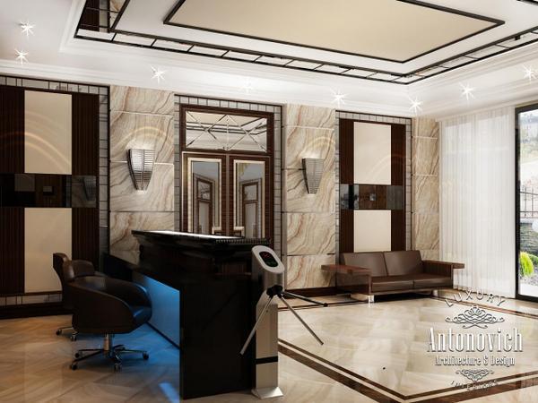 office interior design company dubai