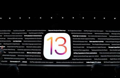 Apple rilis iOS 13 dengan fitur-fitur baru antara lain Dark Mode dan peningkatan performa!    Apple baru saja merilis sistem terbarunya yaitu iOS 13 baru-baru ini jadi pembicaraan apa saja yang baru dari sistem ini, tentunya banyak pembaruan dari sebelumnya, berikut  di antaranya