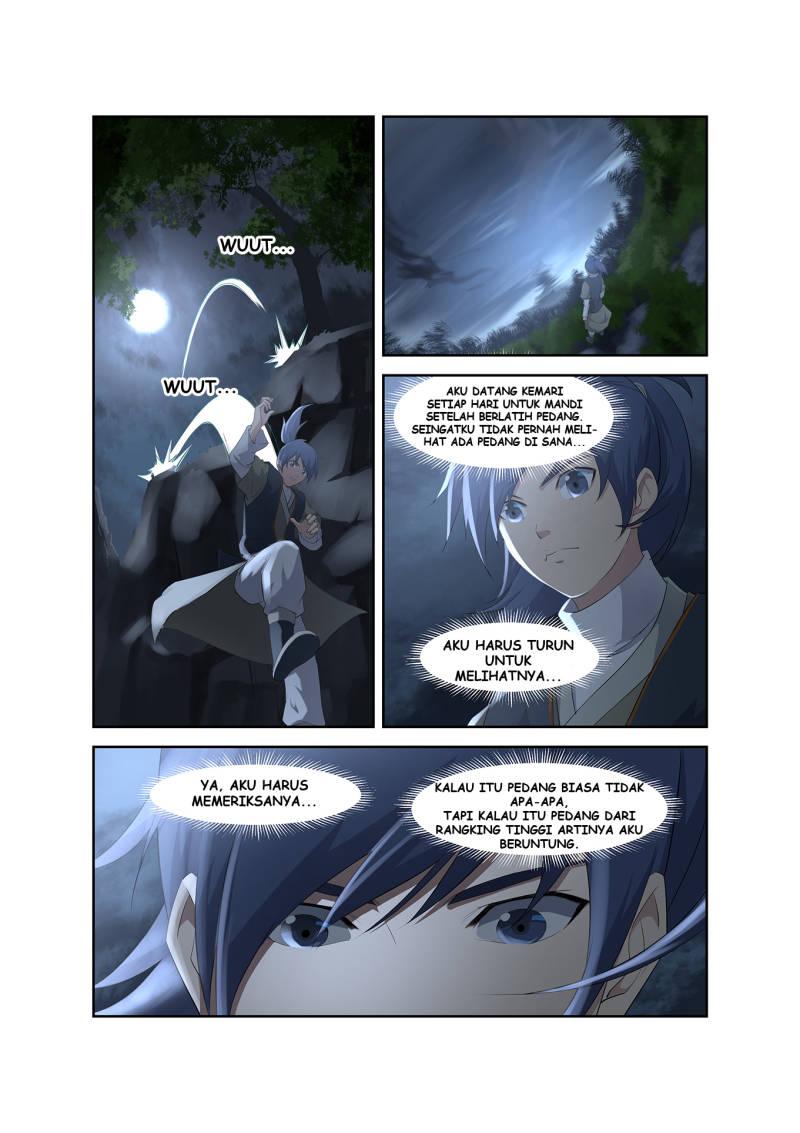 Heaven Defying Sword Bahasa Indonesia Chapter 06