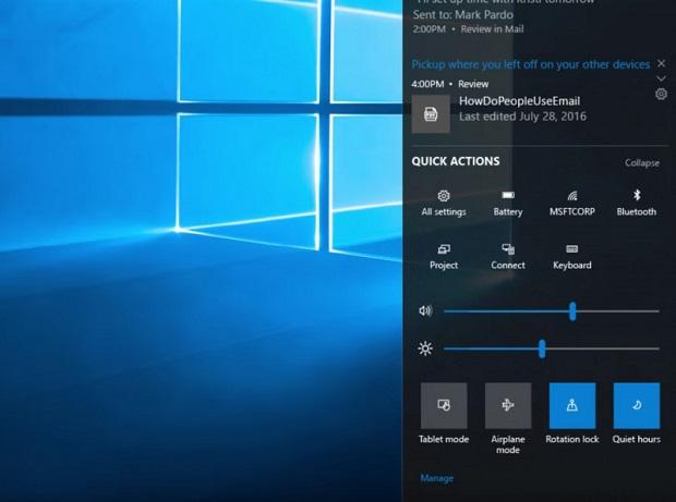 fitur gres yang batal hadir pada Windows 10 Creators Update