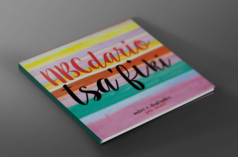 "Llibre àlbum ""ABCdario Tsa'fiki"""