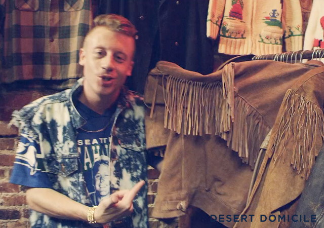 My (Completely Unofficial) Macklemore Thrift Shop ...