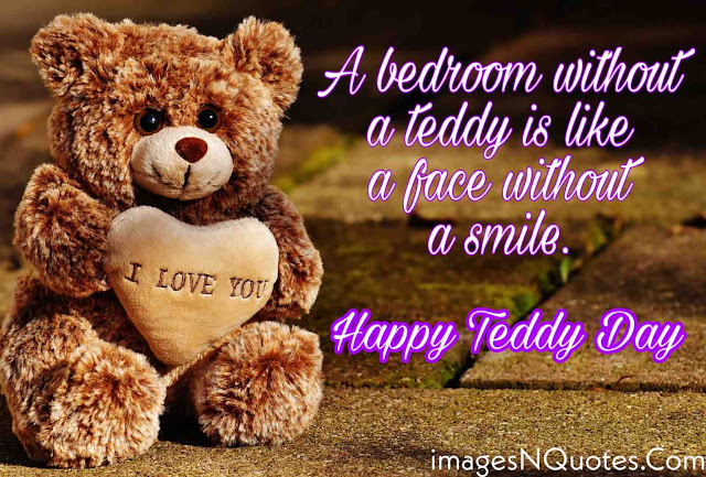 happy teddy bear image