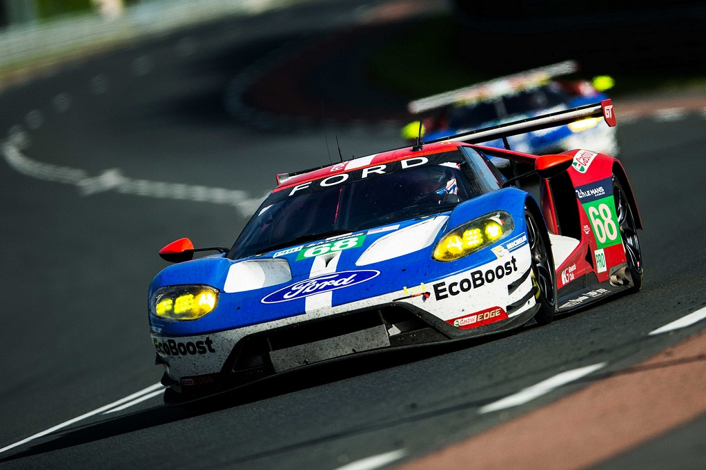 Ford Wins The  Le Mans  Hours In Gte Pro
