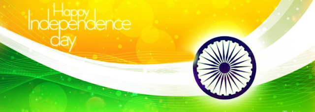 Happy Independence Day 2017 Whatsapp Cover Images