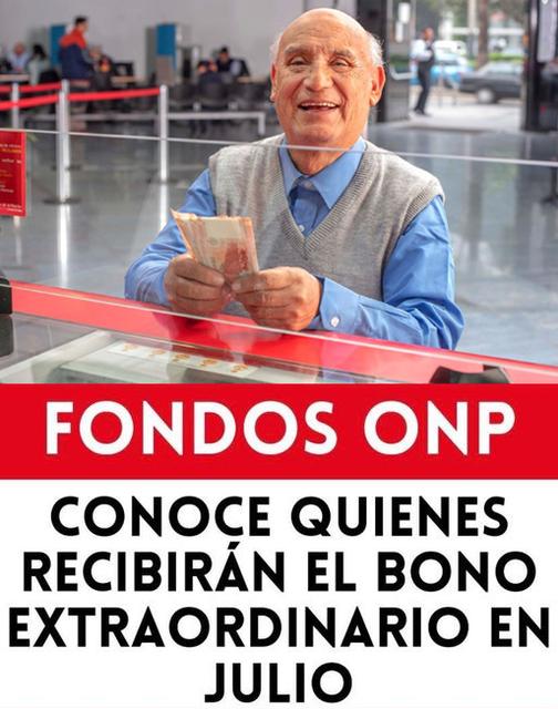 Bono Patriótico ONP De 1500 Soles: ¿A Quiénes Beneficiaría?