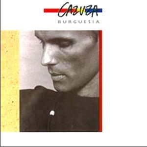 Disco Burguesia lançado em 1989 pelo Cazuza
