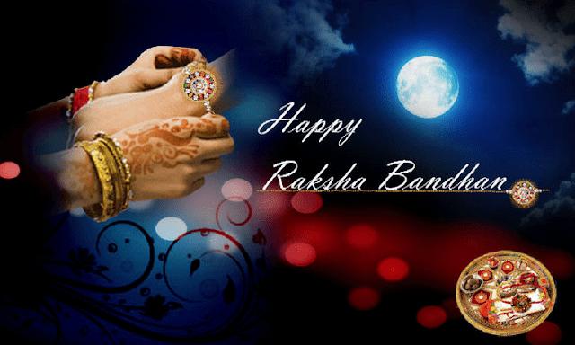 Raksha Bandhan Night Image