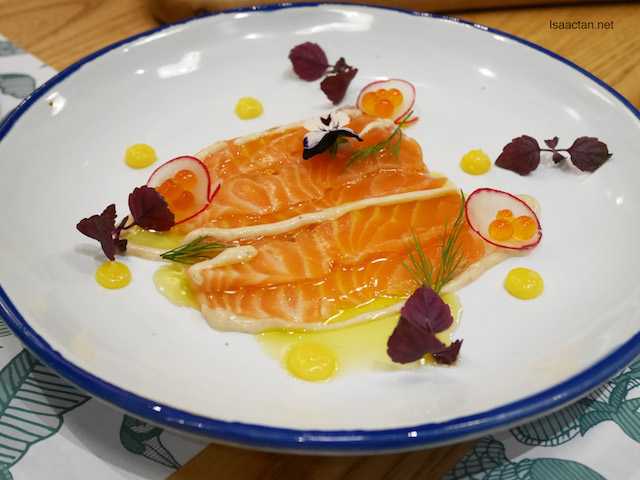 Salmon Else - RM22