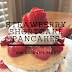 Strawberry Shortcake Pancakes #fantasticalfoodfight