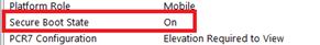 BIOS is in EFI mode or Legacy mode