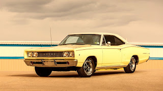 1968 Dodge Coronet 500 Sport Coupe Front Left
