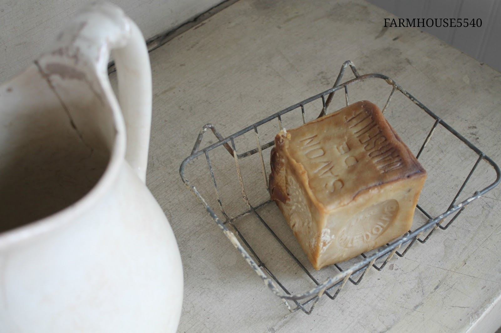 FARMHOUSE 5540 Weekly Inspriration Soap Soap Dishes
