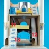 Soap Box Staircase