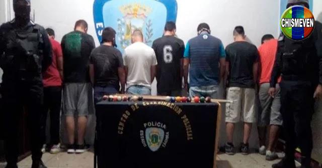 Arrestados por jugar pool en una casa sin medidas de distanciamiento