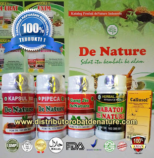 Obat Jengger Ayam Herbal De Nature Indonesia