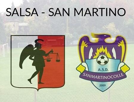 INTERVISTE - Il post-partita di San Michele Salsa - San Martino Colle del 21-09-2019
