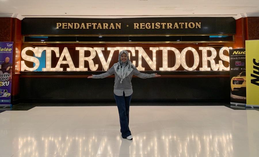 Ifa Raziah Menjadi Penganjur Festival Raya 2019