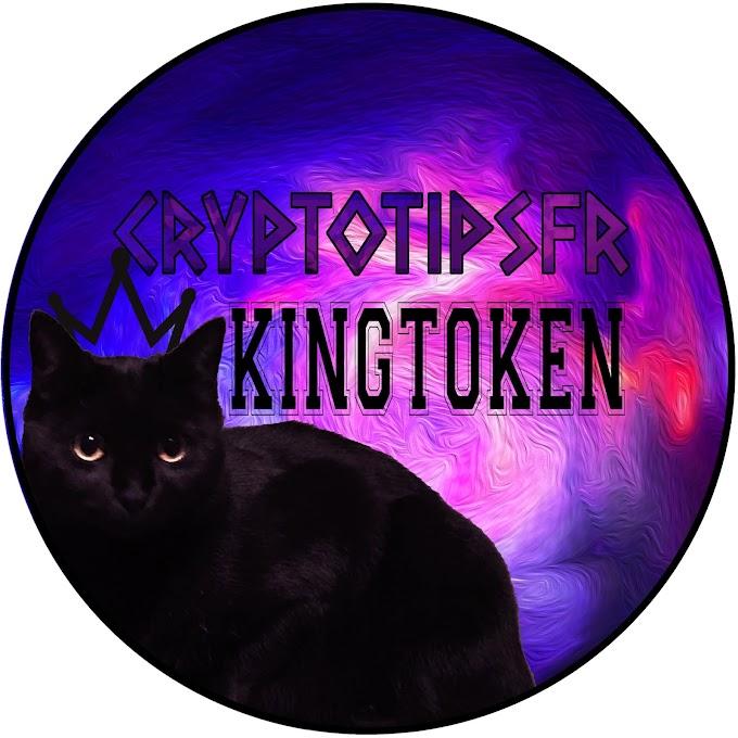 Cryptotipsfr KingToken Information + Gleam Giveaway