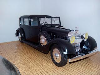 Hispano Suiza K6 1933