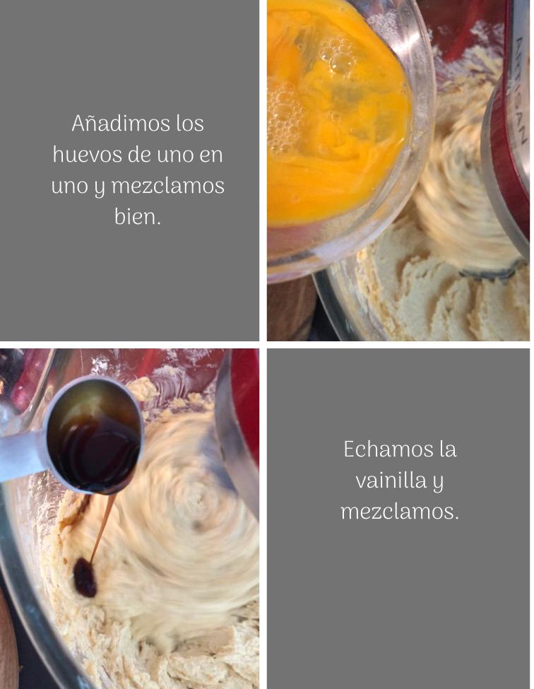 preparación-de-bizcocho-sencillo-de-manzana-caramelizada