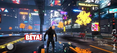 Cyberpunk 2077 mobile apk download