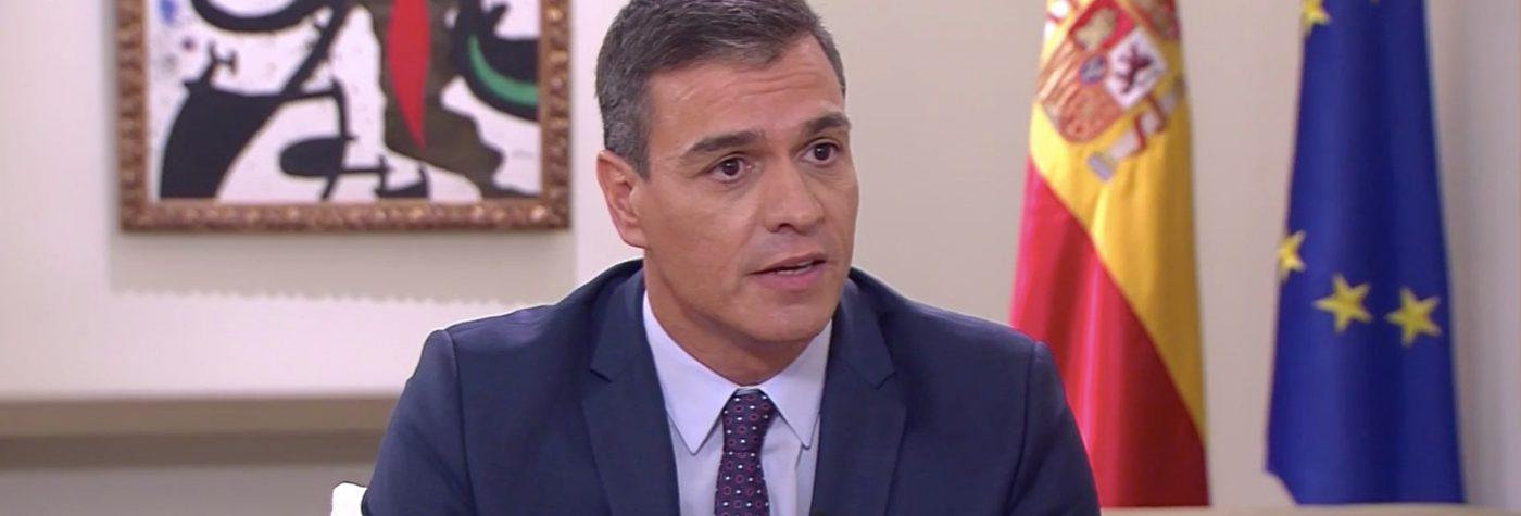 """Sánchez: """"El 10N podemos cerrar una etapa de inestabilidad y abrir una de estabilidad con un Gobierno fuerte y progresista"""""""