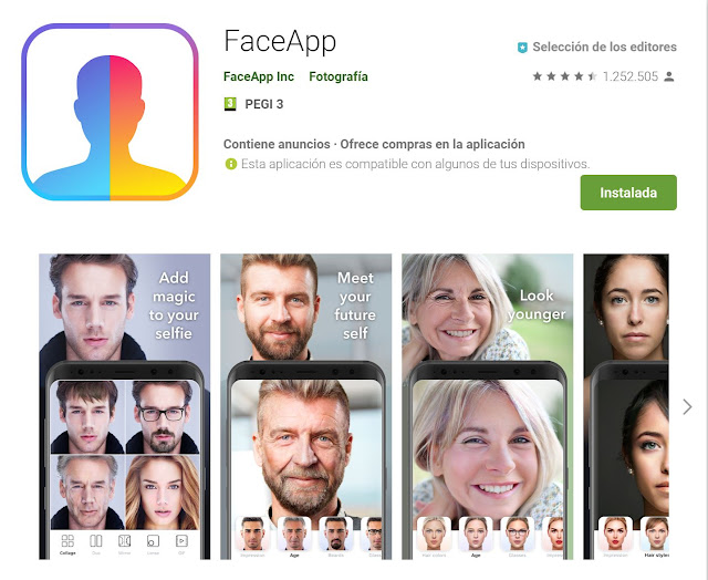 https://play.google.com/store/apps/details?id=io.faceapp