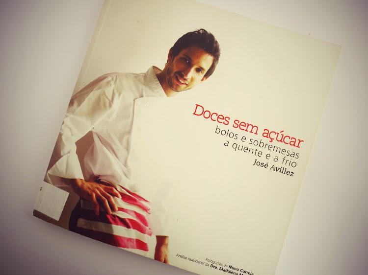 Livro: Doces sem Açúcar de José Avillez