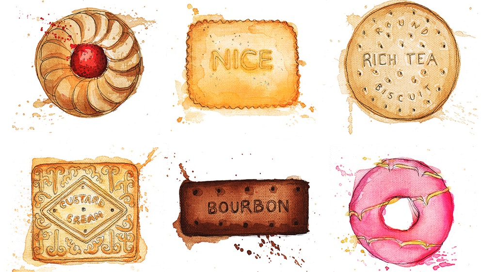 Biscuits - perfect gift for everyone