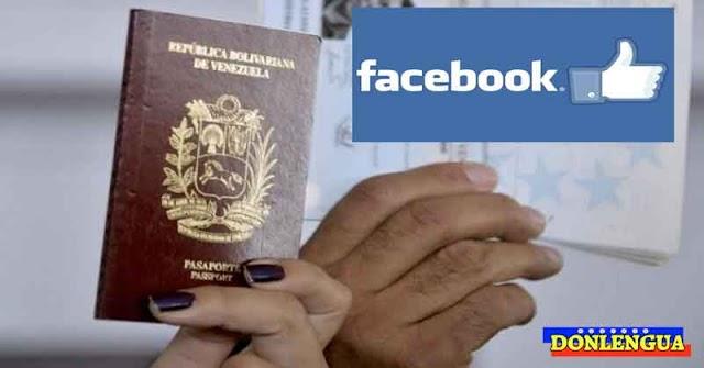 Detenidas 4 personas que vendían pasaportes por Facebook