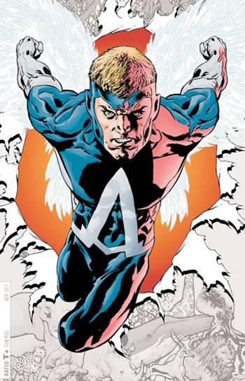 Animal Man de DC Comics
