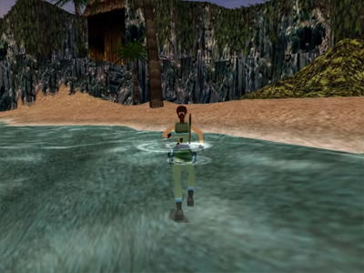 Tomb Raider 3 Gameplay