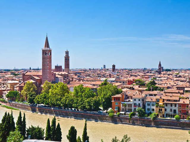Blog Apaixonados por Viagens - Verona