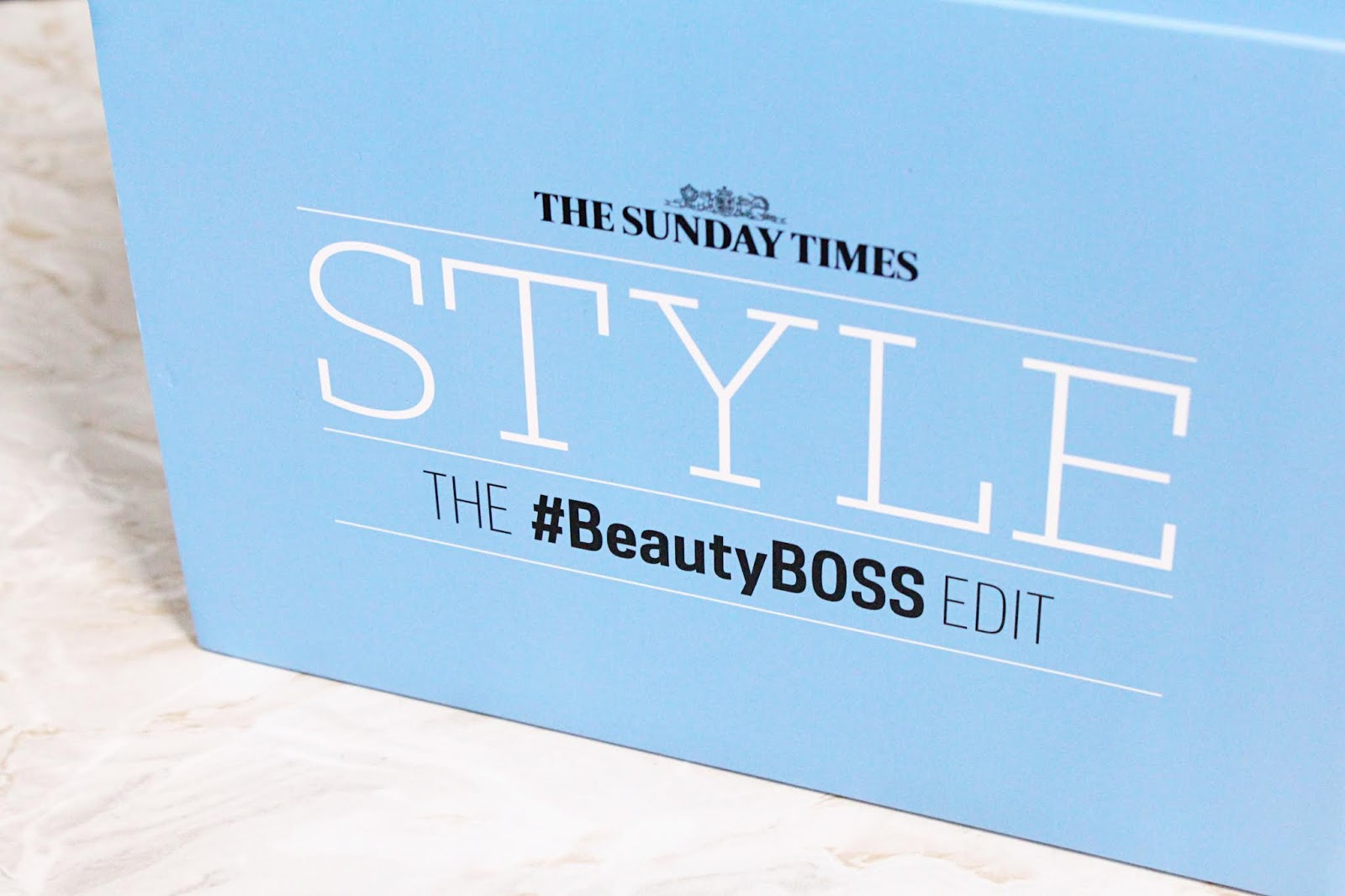 The Sunday Times Style The #BeautyBOSS Edit