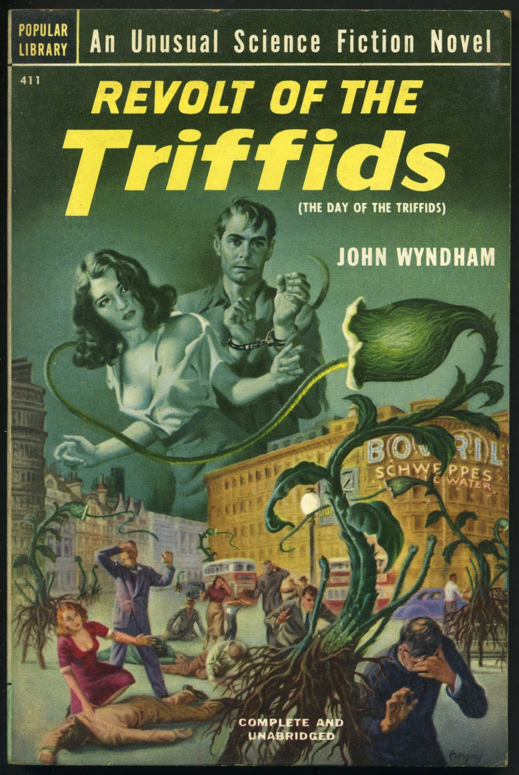 Science Fiction Paperbacks Cover Art By Ann