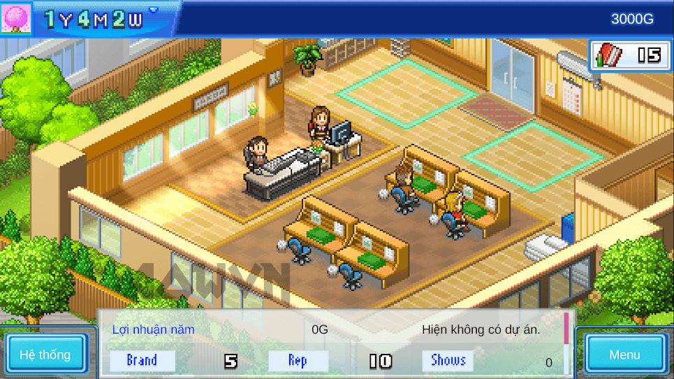 anime studio story viet hoa%2B%25281%2529 - [ HOT ] Game Anime Studio Story Việt Hóa | Android - tiếp tục game Kairo nèo