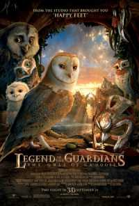 Legend of the Guardians The Owls of Ga'Hoole (2010) Hindi - English 300MB HD Movie Bluray